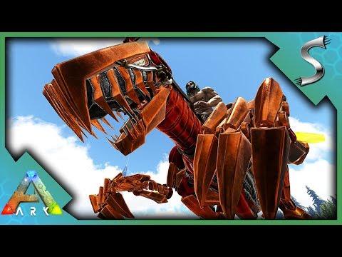 NEW TEK RAPTOR TAMING + BREEDING! - Ark: Survival Evolved [S4E158]