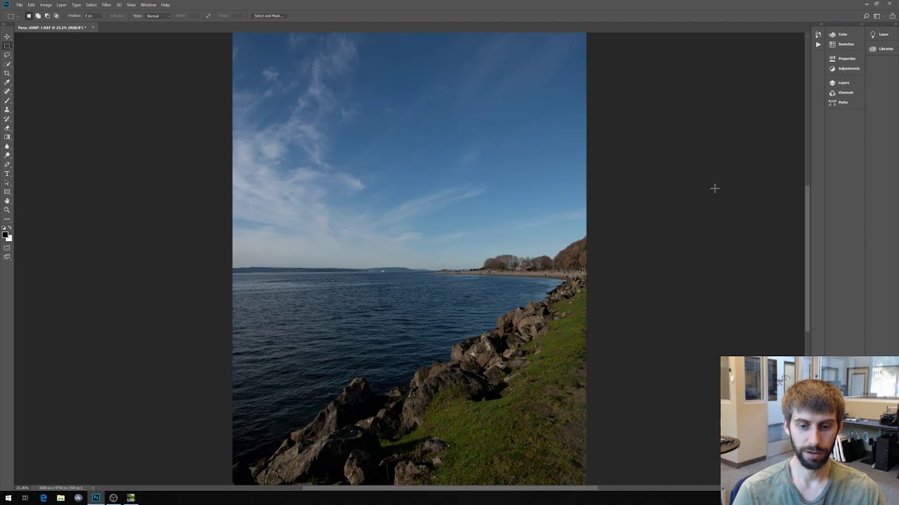 Image artifacts with RTX 2080 in Photoshop CC 2018 (Fixed