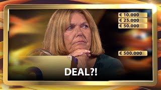 Miljoenenjacht gemist? Deelneemster Barbara speelt slim en wint 132.000 euro