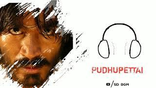Pudhupettai Mass Climax BGM - Ringtone   Yuvan Shankar Raja   Whatsapp status