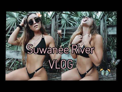 SUWANEE RIVER VLOG!!
