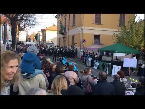 Brianza Parade Band - Everything Michael Buble - marching band Italia