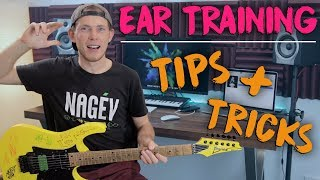 EAR TRAINING Tips & Tricks to Help Develop Your Listening Ability | TMT
