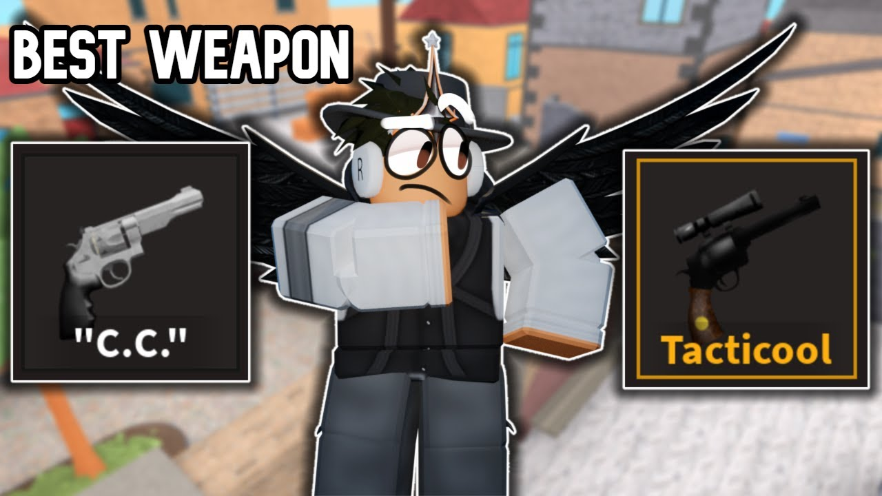 What is the Best Weapon in KAT? (Roblox KAT)