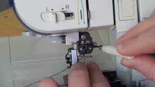 Замена игл в оверлоке Brother 4234D(Правильная эксплуатация и своевременное техническое обслуживание швейного оборудования, гарантия его..., 2015-04-13T15:49:36.000Z)