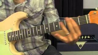 Jimi Hendrix - Manic Depression - Guitar Lesson