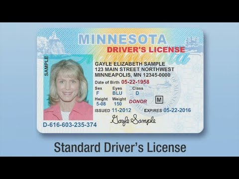 Minnesota IDs Should Suffice At Airports Until 2020