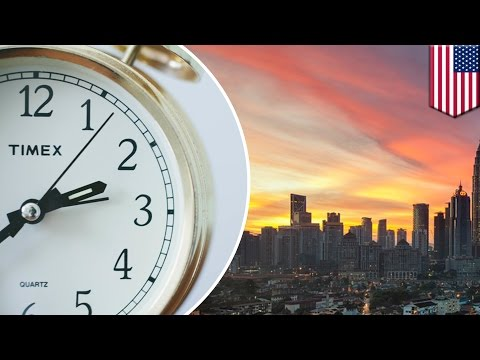 Daylight Saving Time ending in California? State trying to opt out of observing DST - TomoNews