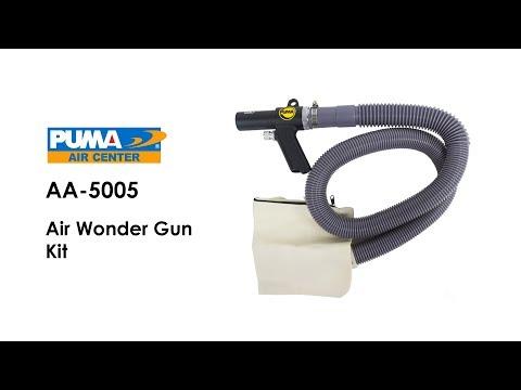 PUMA AA-5005 Air Wonder Gun Kit