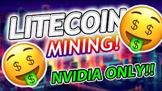 Litecoin Mining - How to Mine Litecoin Using an Nvidia GPU [Support Segwit] [ccMiner 1.8.3] [2017]