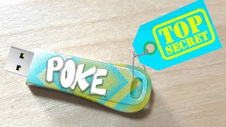 So I Found Poke's Secret ROBLOX USB..