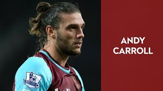 Andy Carroll Resistance Band Rehab Drill