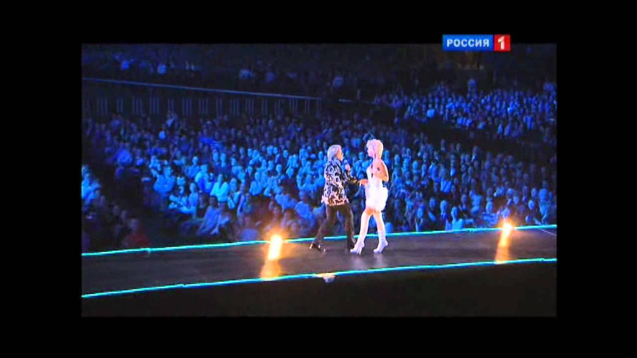 ВАЛЕРИЯ и Н. Басков — Сохранив любовь. Песня года 2011