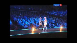 ВАЛЕРИЯ и Н. Басков - Сохранив любовь. Песня года 2011