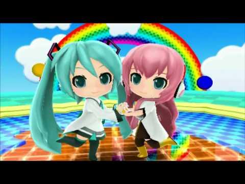 Reverse Rainbow Feat. KAITO & VY2