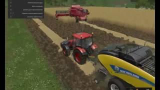 Farming simulator 17 как кормить животных