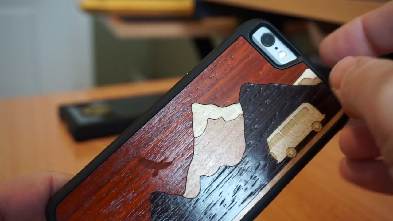 buy popular 5c45e 20380 The Nicest iPhone Cases are Handmade in Canada! - Keyway Designs Unboxing