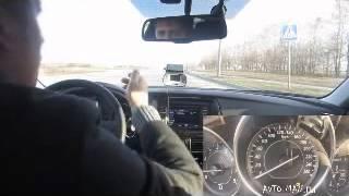Mazda 6 2014 2 5 192 л с Реальная динамика