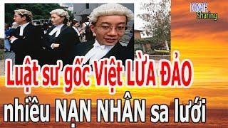 Luật sư gốc Việt L,Ừ,A Đ,Ả,O nhiều N,Ạ,N NH,Â,N s,a l,ư,ớ,i