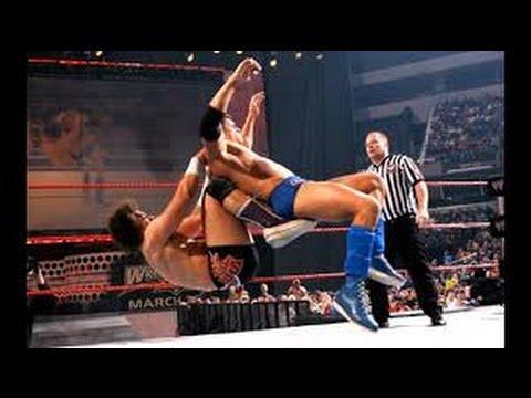WWE Top 10 Backbreaker Variations