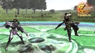 Седьмой элемент видео обзор геймплея. Любимая пвп игра