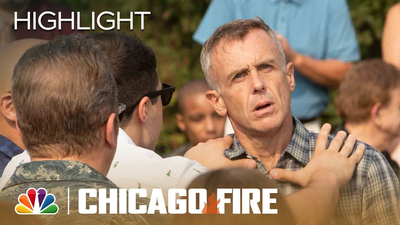 Download Boden Promotes Herrmann - Chicago Fire (Episode Highlight)