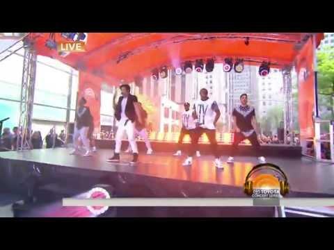 Austin Mahone - Mmm Yeah  Today Show 2014