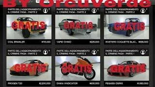 GLITCH - AVERE QUALSIASI AUTO GRATIS ! GTA V ONLINE