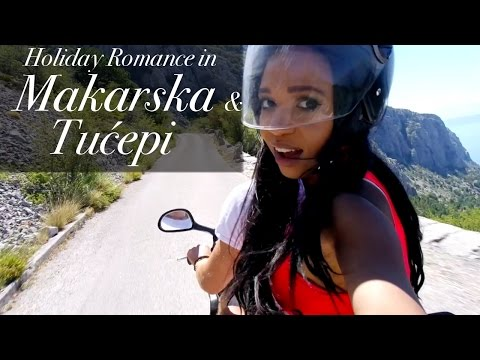 Magical time in Makarska, Croatia! | GGP Travel Vlog