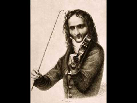 Niccolo Paganini Caprice No. 1 and 2