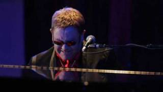 Elton John Recover Your Soul Live 1998 at Ritz, Paris