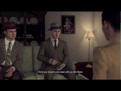 L.A. Noire Interview Guide | The Driver's Seat (Nate Williams, Margaret Black, Frank Morgan)