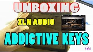 XLN Audio - Addictive Keys - Unboxing and Install