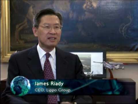 World Business: James Riady Interview 15/05/09