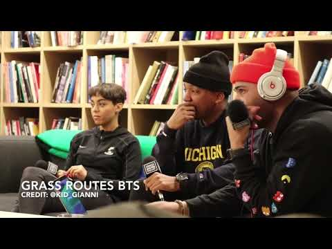 Grass Routes Behind-the-Scenes: Team Couldn