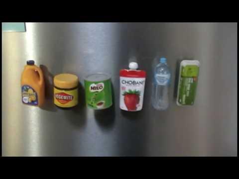 Coles minis fridge magnets