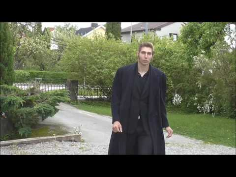 My Hugo Boss vintage long coat