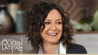 "Sara Gilbert Talks About New TV Show ""Bad Teacher"""