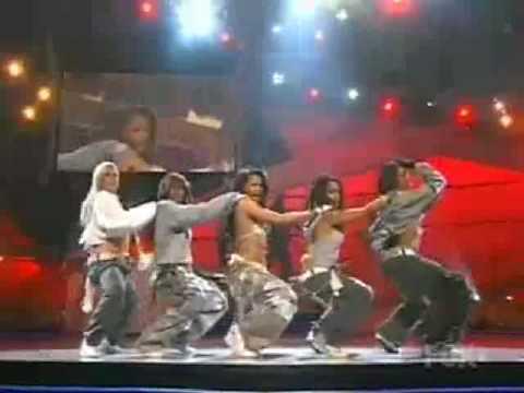 Ciara- Get Up (Live)
