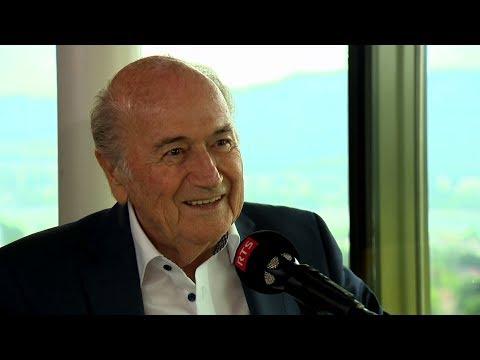 Le grand entretien du dimanche: Sepp Blatter sort de son silence