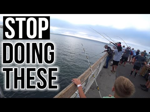 STOP Doing These 5 Things When Fishing! Are You Doing These? Fishing tips