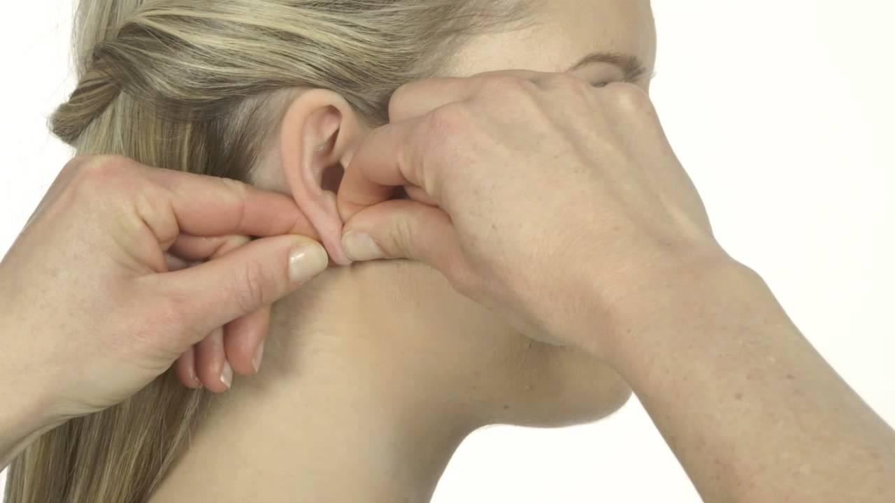 hål i örat läkningstid