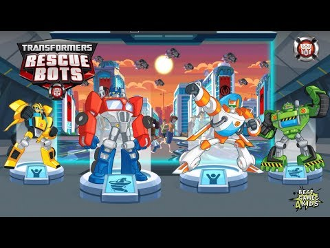 Transformers Rescue Bots: Disaster Dash Hero Run #262