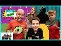 HACKATHON Family Game Night SECRET SPY GAME / That YouTub3 Family