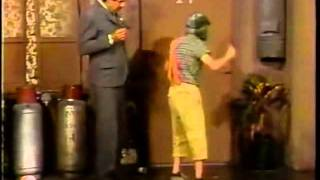 El Chavo Del Ocho - Capítulo 172 Parte 1 - El Chavo Esta Loco - 1977