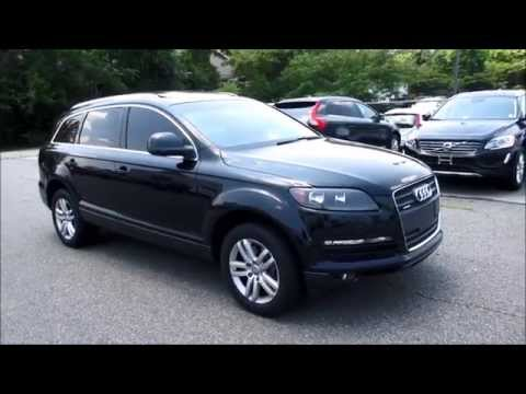 2009 Audi Q7 3.6 Premium Quattro Walkaround, Start up, Tour and Overview