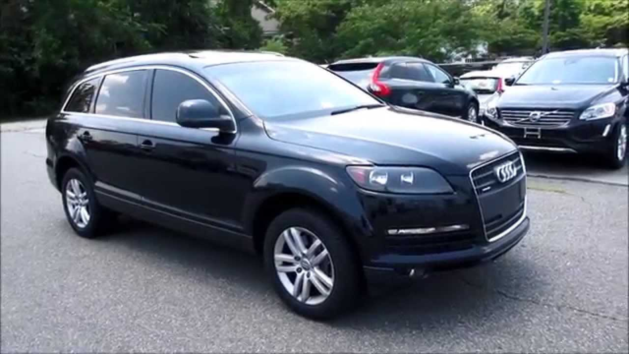 2009 Audi Q7 3 6 Premium Quattro Walkaround Start Up