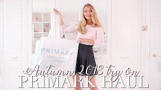 autumn primark try on haul autumn fashion edit freddy my love