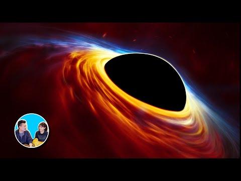【震撼】探索黑洞內部的唯一方法  | 老高與小茉 Mr & Mrs Gao