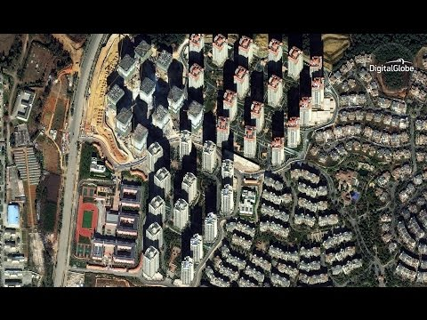 Thumbnail: New satellite images show inside China's ghost cities